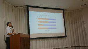 林良雄先生の講演会を開催しました