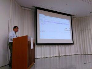 電気通信大学の久野靖先生をお招きして特別講演会を実施しました